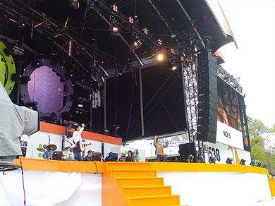 Nick en Simon op het podium