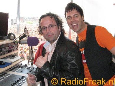 Rick van Velthuysen en Barry Paf