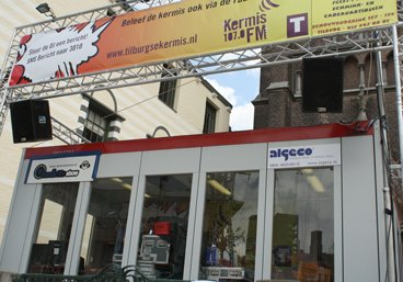 Kermis FM studio