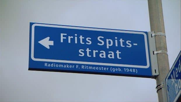 Frits Spitsstraat