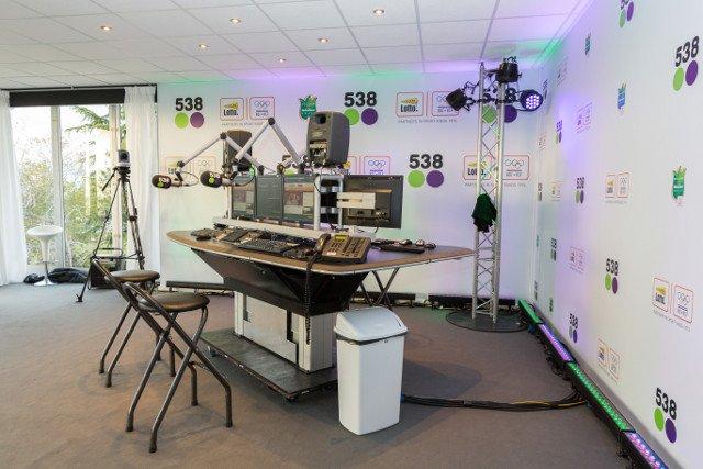 De 538-studio in Sochi