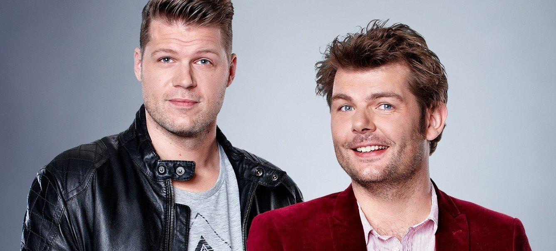 Coen en Sander 538
