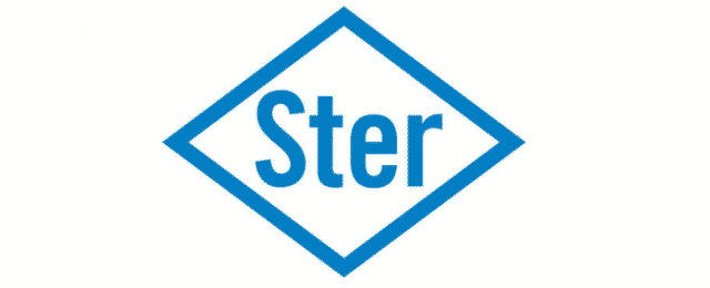 Logo van STER