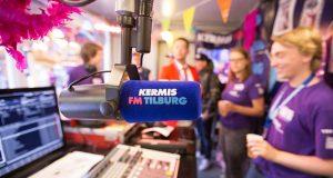 Recordaantal evenementenzenders zoals Kermis FM