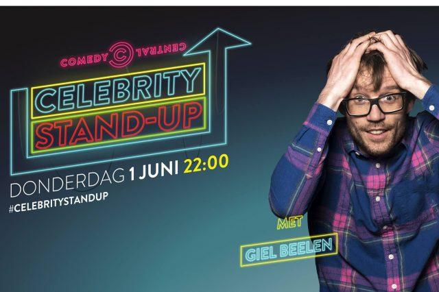 Giel Beelen Celebrity Stand-Up