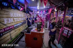 Rob Janssen bij Kermis FM