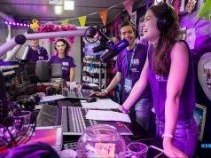 Amber Brantsen op Kermis FM