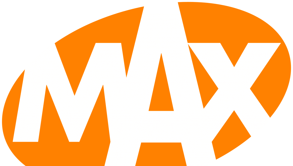 Omroep MAX Logo