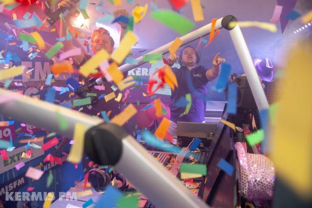 Rob Janssen op Kermis FM