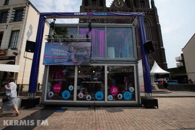 Studio Kermis FM 2018