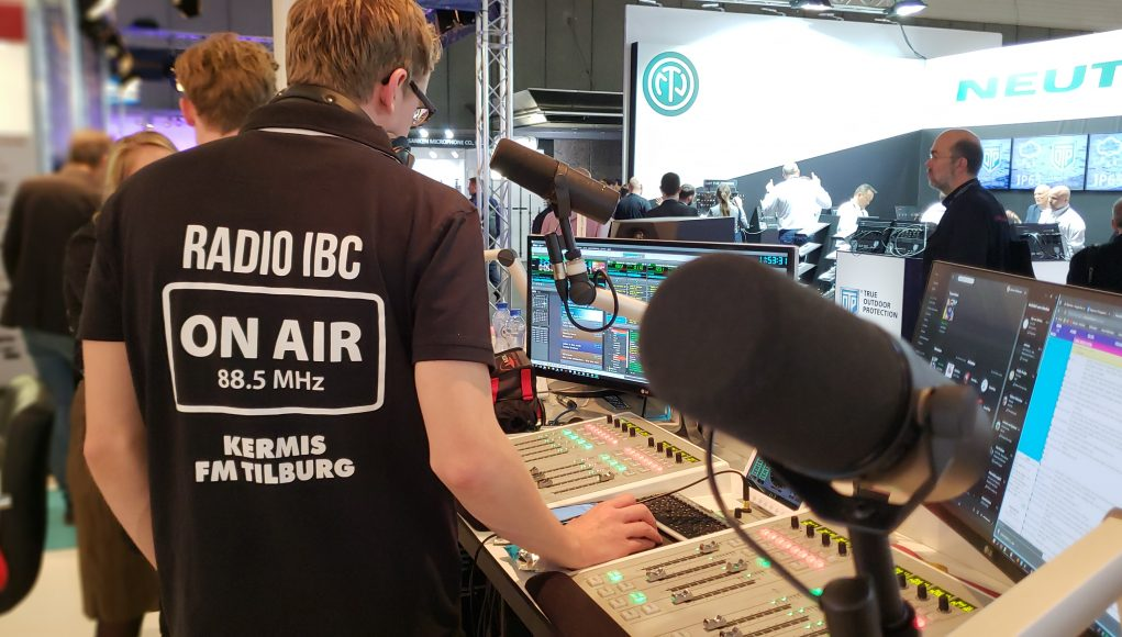 Radio IBC, powered by Kermis FM