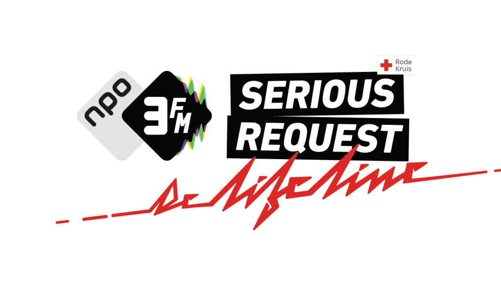 3FM Serious Request 2018