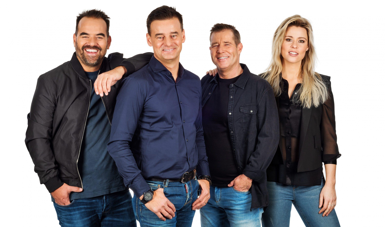 Rick Romijn Loopt Boos Weg Na Ruzie Met Giel Beelen Radiofreak Nl