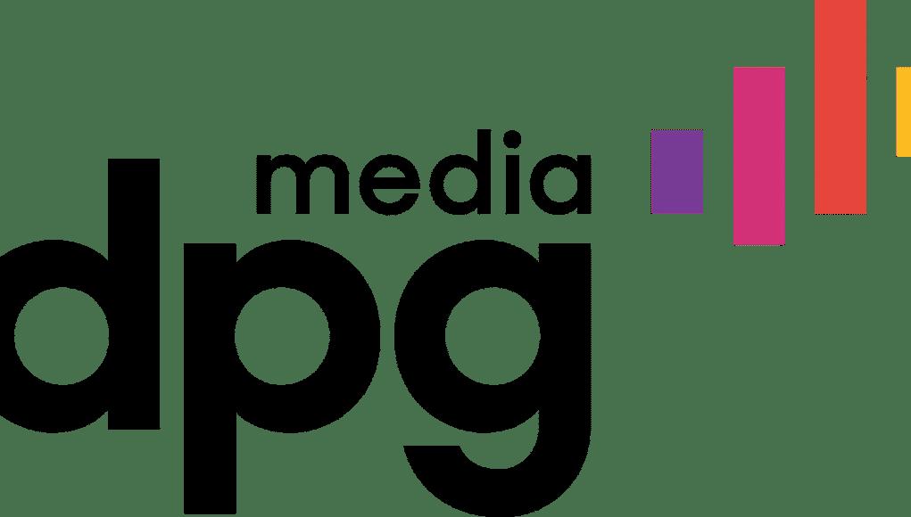 Logo van DPG Media
