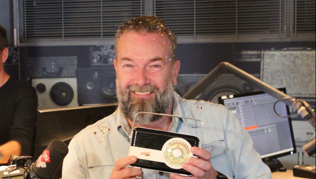 Jeroen Kijk in de Vegte wint een RadioFreak Award
