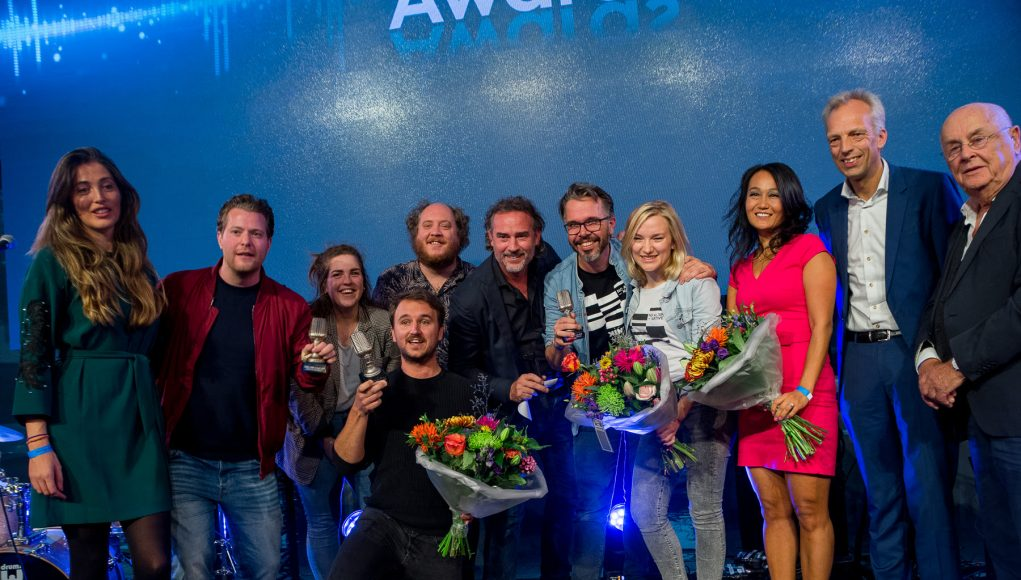 Winnaars Online Radio Awards 2019