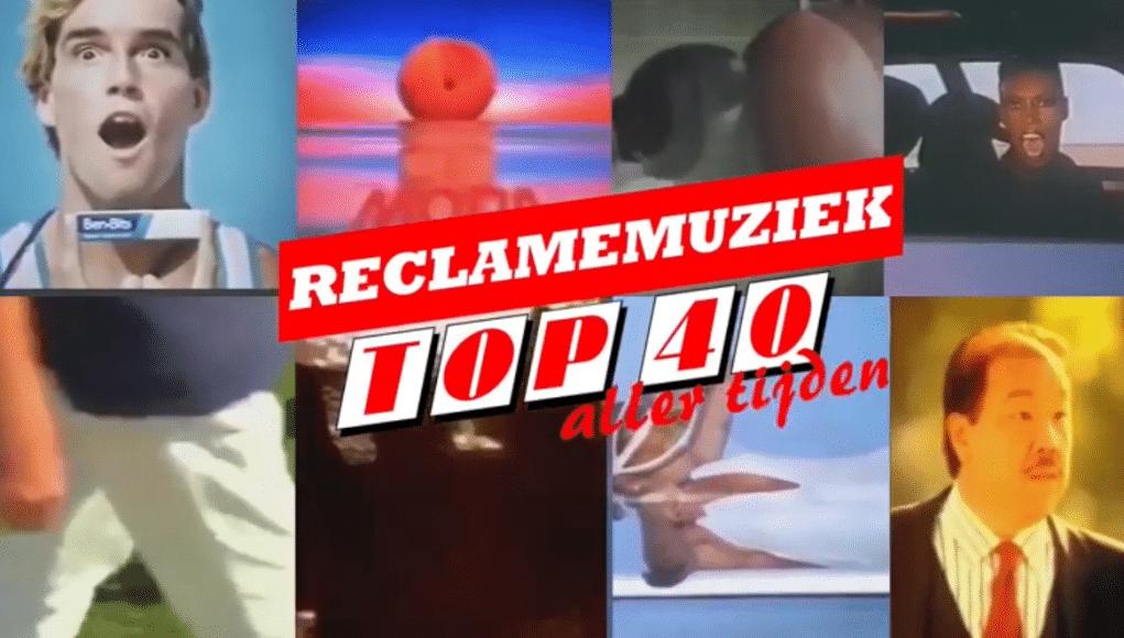 Reclamemuziek Top 40 Aller Tijden