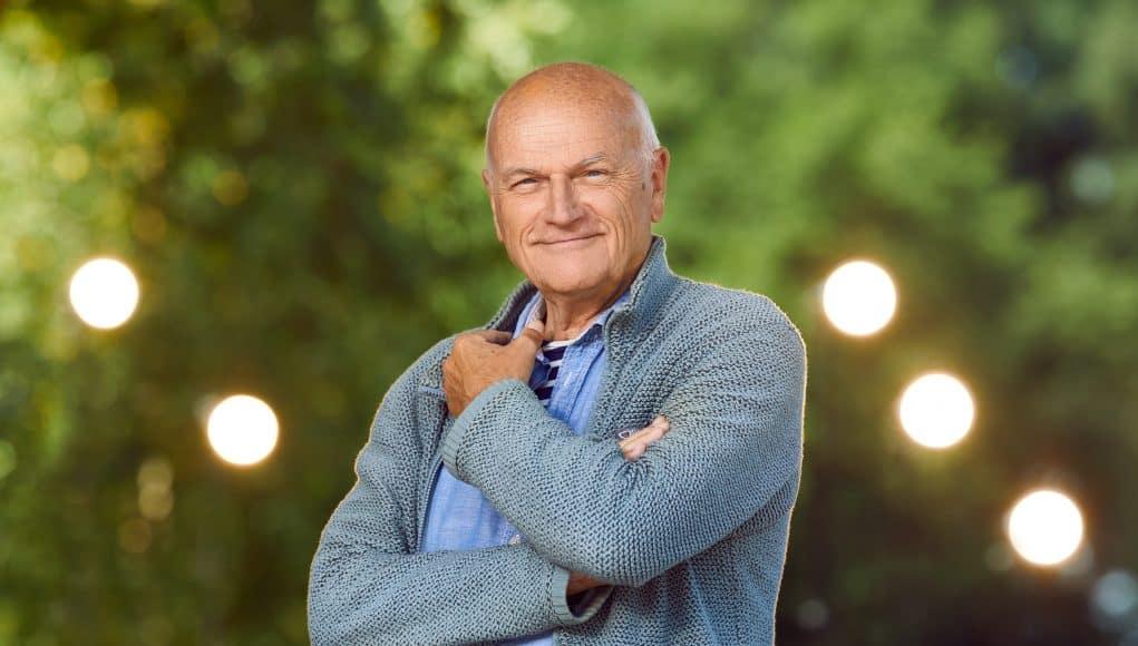 Gezicht Jacques Klöters