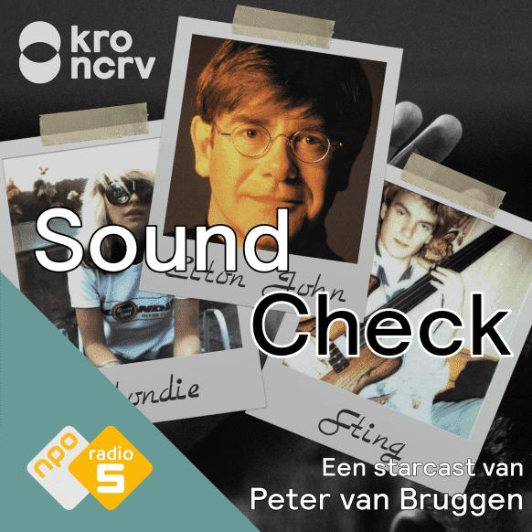 Soundcheck met Peter van Bruggen