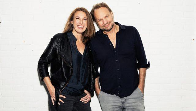 Rob Stenders en Caroline