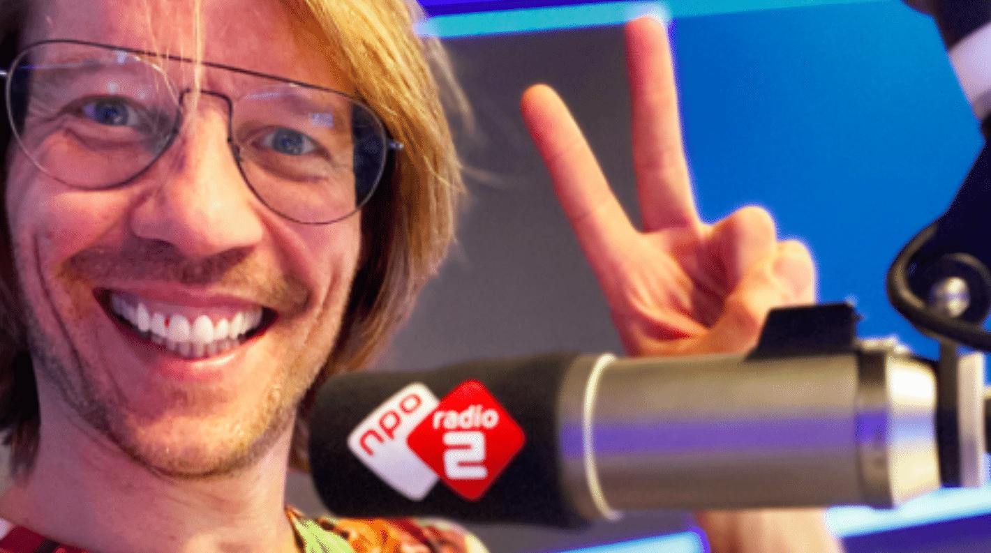 Giel Beelen Over Switch Naar Radio 2 De Magie Is Terug Vanaf Oktober Radiofreak Nl