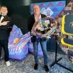 Daniël Dekker wint Marconi Oeuvre Award