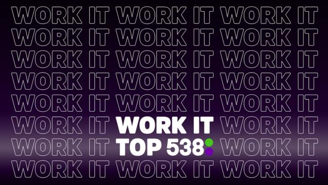 Work It Top 538